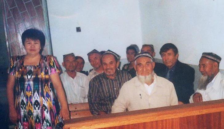 2002 йилда ЖИБ Фаргона вилоят судида
