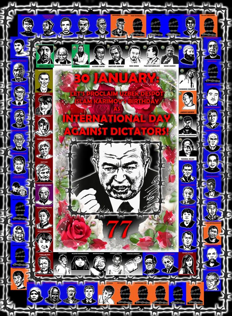 International Day Against Dictators