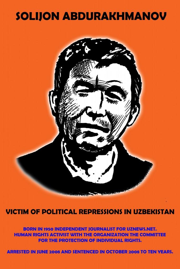 SOLIJON ABDURAKHMANOV